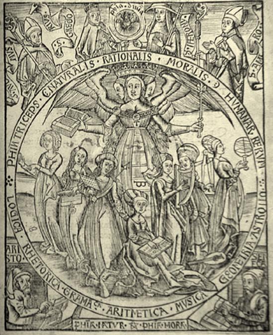 Isidoro de Sevilha e as artes liberais | Ensaios e Notas