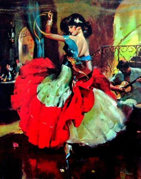 bailante. rico tomaso (1898-1985)